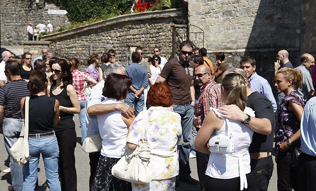 La localidad natal de Óscar Pérez celebra una misa por el montañero