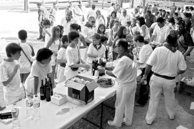 Los niños de Monteagudo celebran su fiesta