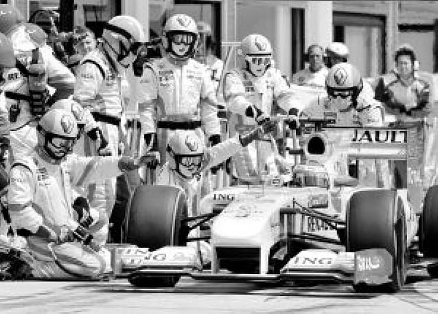 Alonso correrá en Valencia