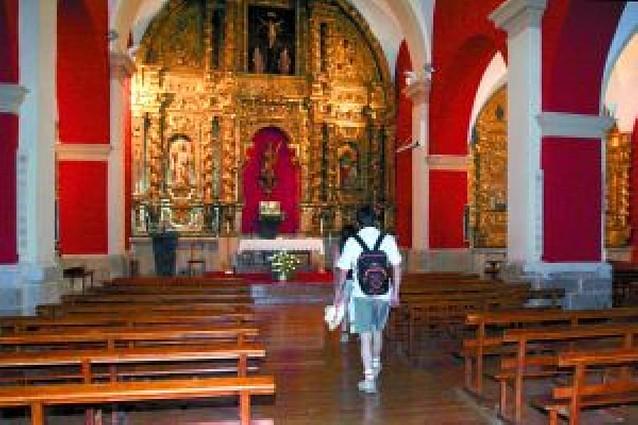 Iglesias navarras para rezar... y visitar