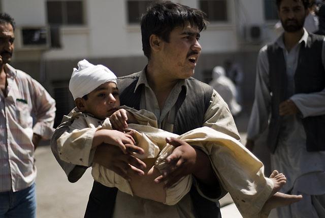 Los talibán llevan a cabo dos atentados suicidas a 48 horas de las elecciones en Afganistán