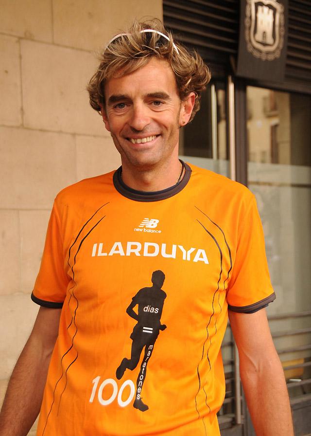 Aceptada la candidatura del tafallés Ricardo Abad para el Príncipe de Asturias de los Deportes