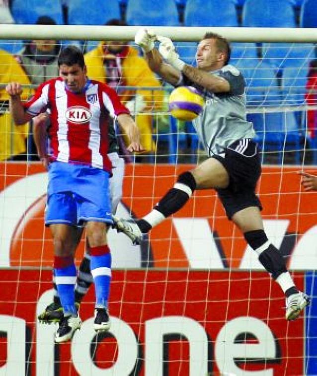 El Atlético se enfrenta al infierno griego