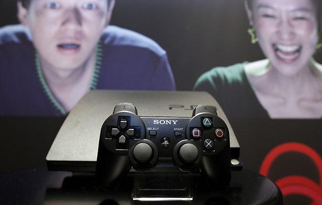 Sony presenta una nueva versión de la PlayStation 3