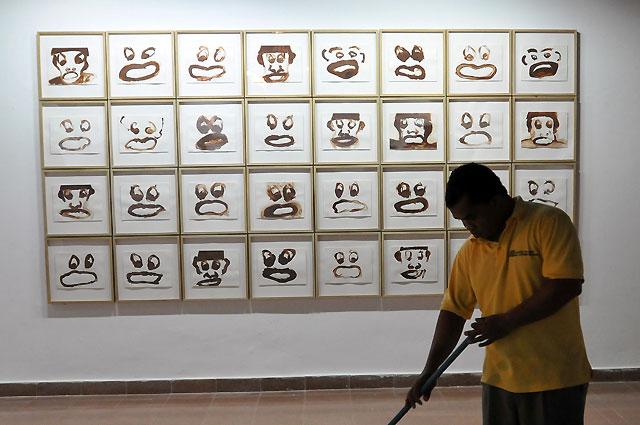 Arte de las islas de ultramar en Panamá