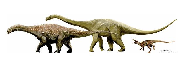 Descubren un dinosaurio de hace 97 millones de años en Australia