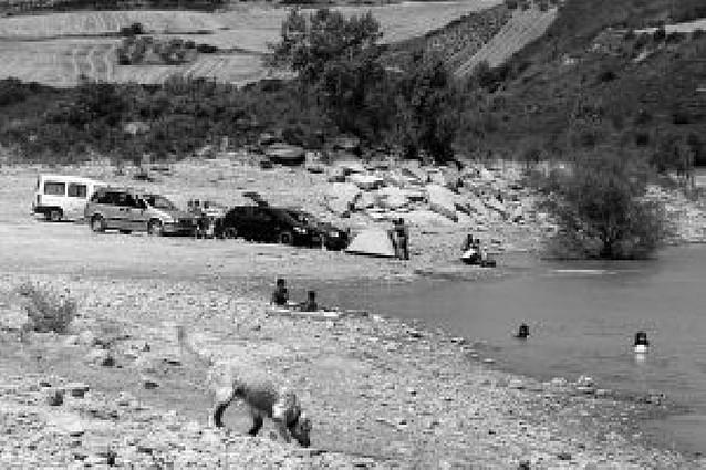 Una ruta arqueológica romana unirá la Zona Media, entre Liédena y Viana