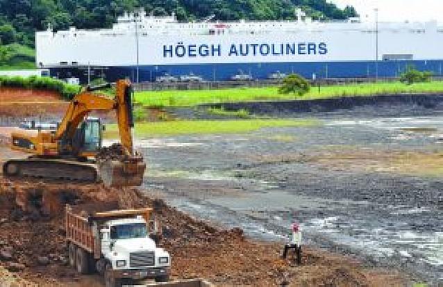 Sacyr inicia las obras de ampliación del Canal de Panamá