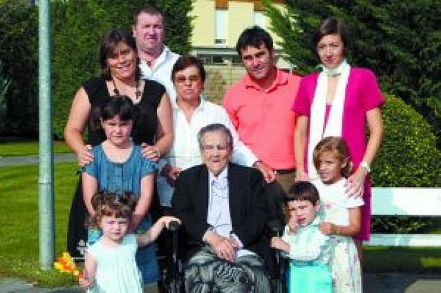 Homenaje por 108 años