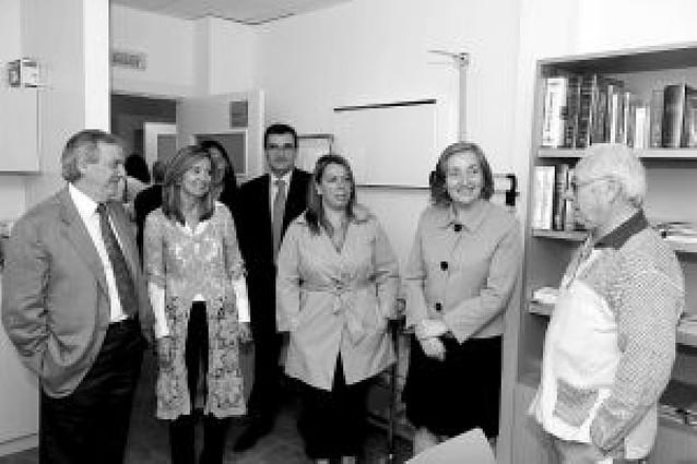 Aribe inaugura la reforma de la casa consistorial y el nuevo consultorio