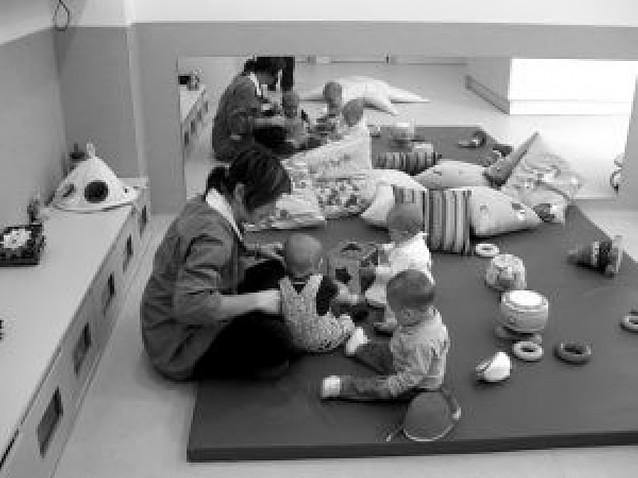 El nuevo 0 a 3 años de Andosilla inicia su andadura con 36 niños
