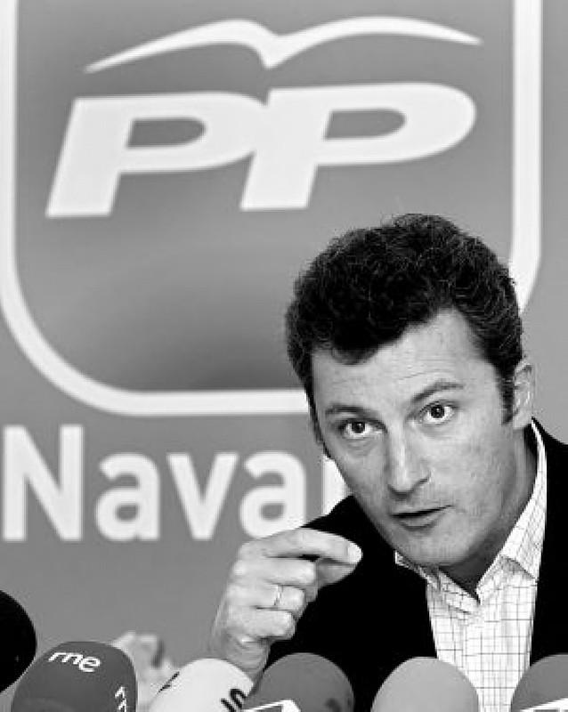 """El PP afirma que Navarra puede """"mitigar"""" la subida de impuestos"""