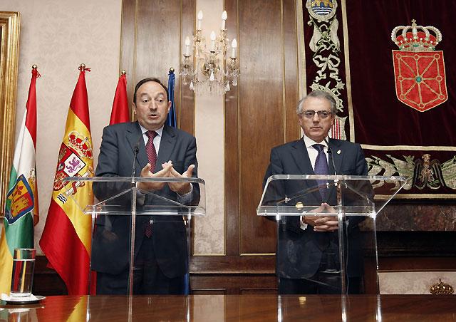 Navarra y La Rioja firman un protocolo para mejorar la calidad de vida de sus ciudadanos