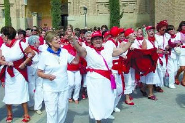 Las mujeres ponen marcha, alegría y simpatía