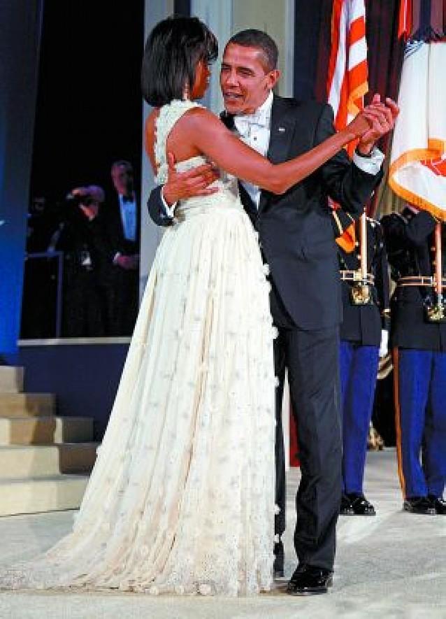 Kate Winslet y Michelle Obama, las mejor vestidas