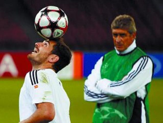 Casillas frena la euforia blanca
