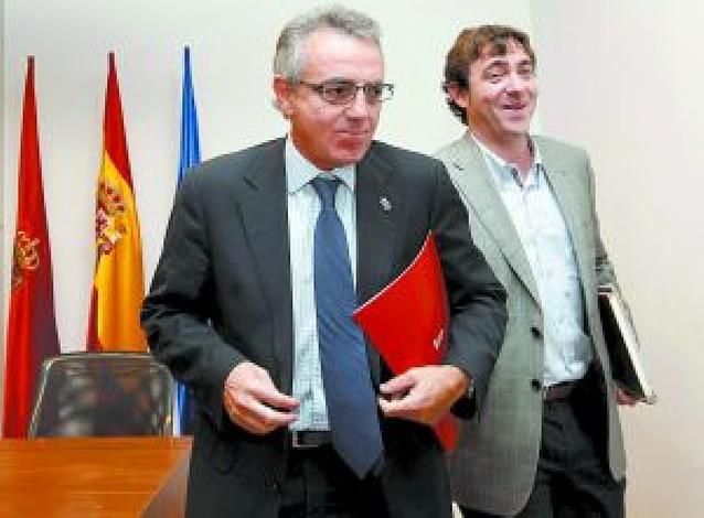 Sanz se reúne con Jiménez para limar diferencias presupuestarias