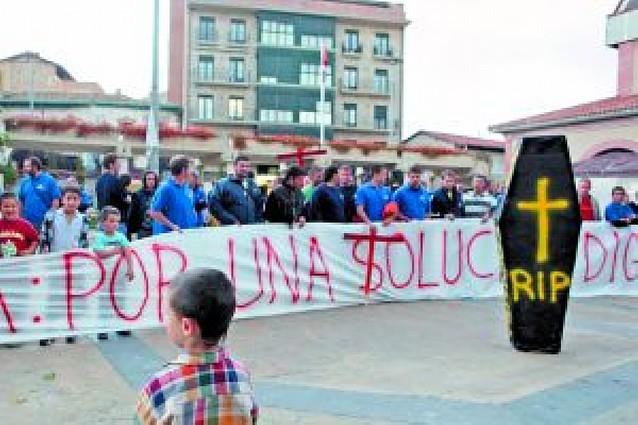 Contraoferta de ELA en Comansa tras el encierro de 120 trabajadores