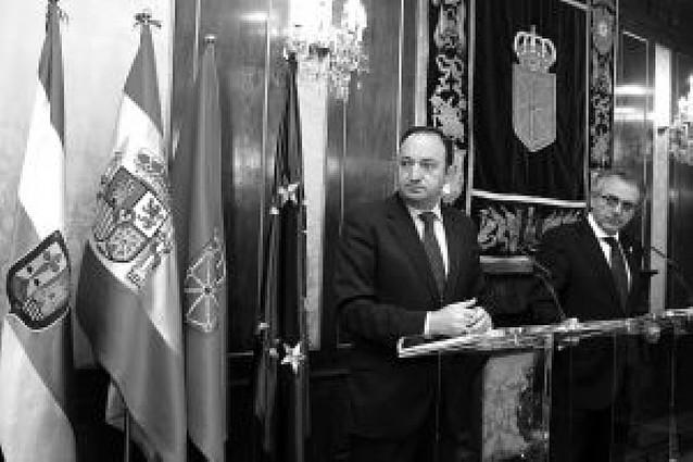 Navarra cierra con La Rioja acuerdos con todas las comunidades vecinas