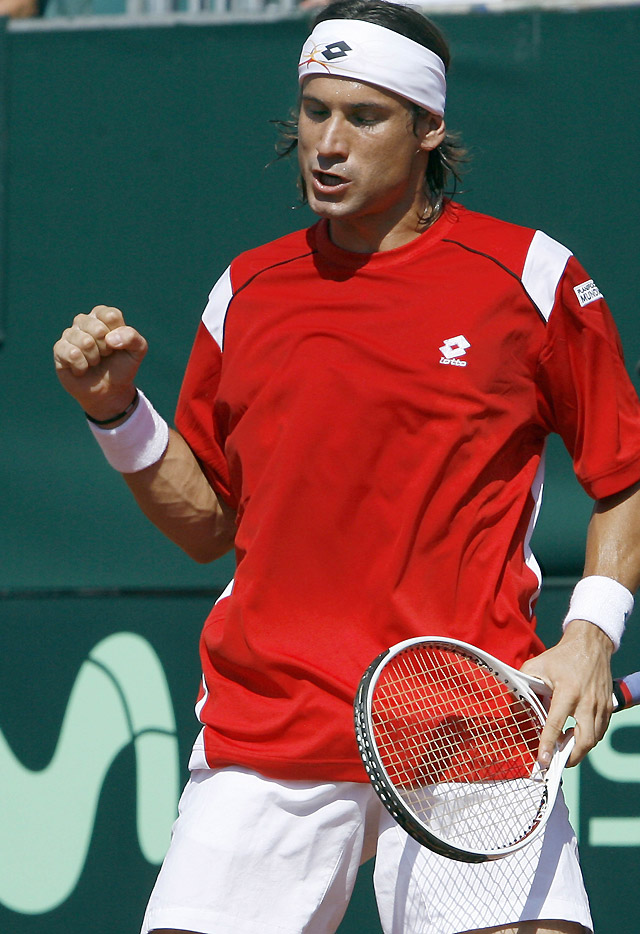 Ferrer y Ferrero acercan a España a la final de la Copa Davis