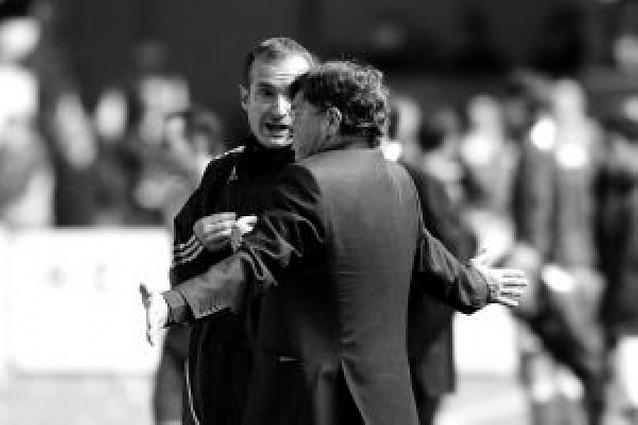 """Camacho: """"A este árbitro no nos lo tendrían que poner más"""""""