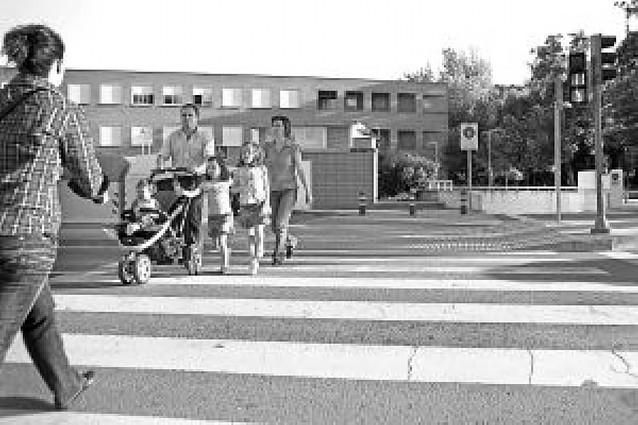 Estella cambiará de nuevo el tráfico de su travesía para instalar más semáforos