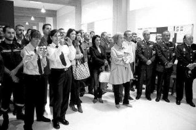 Protección Civil inaugura su nueva sede