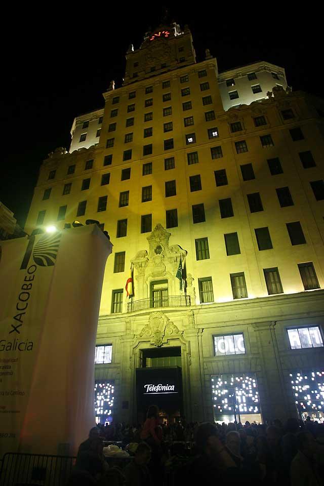 La cuarta Noche en Blanco madrileña, marcada por la austeridad