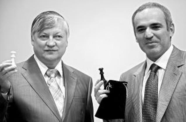 Nuevo duelo Karpov-Kasparov