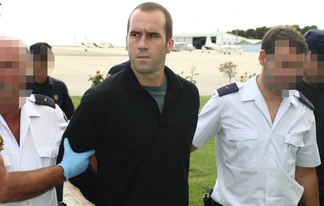 """""""Txeroki"""" llega a España para una semana de interrogatorios judiciales"""