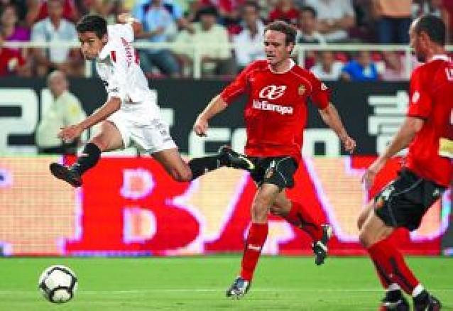 El Sevilla encadena un tercer triunfo consecutivo