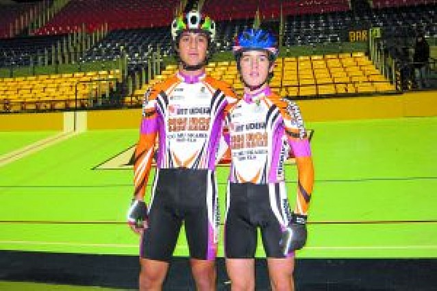Triunfo en Pamplona del ciclista ribero Equísoain