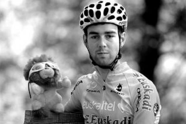 El navarro Jorge Azanza, en la lista de dudas del Euskaltel