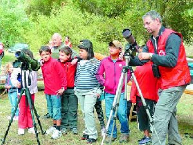 Una jornada al abrigo del paisaje fluvial