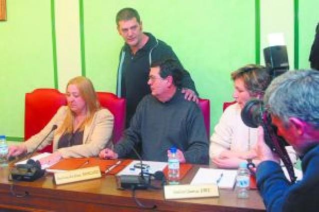 El alcalde de Villava no descarta que la ilegalizada ANV lance el cohete