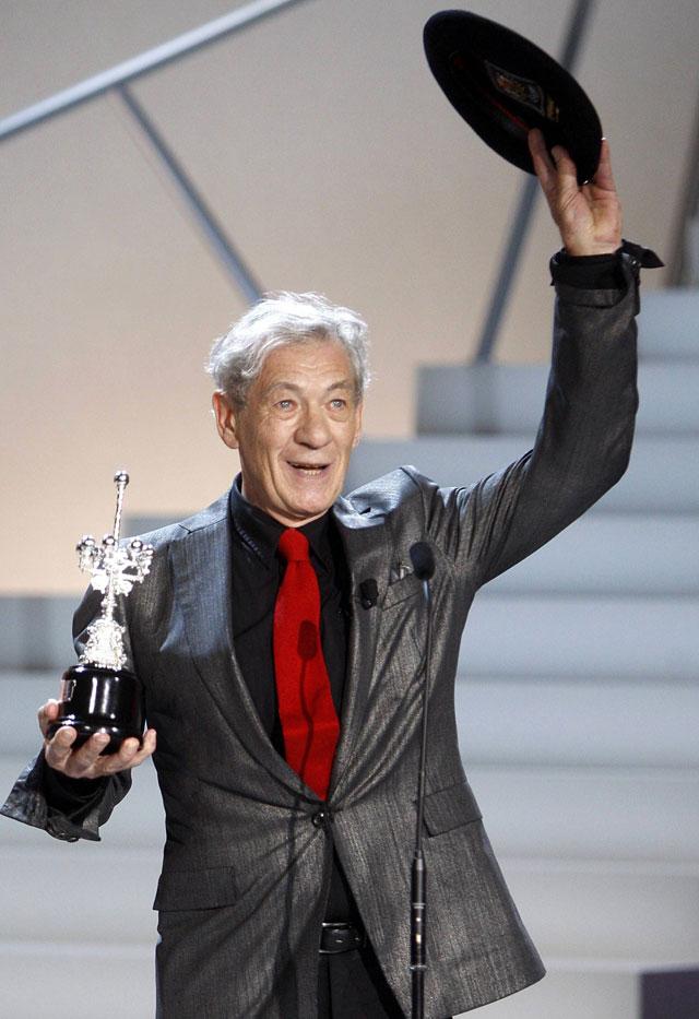 Un Sir para el Premio Donostia