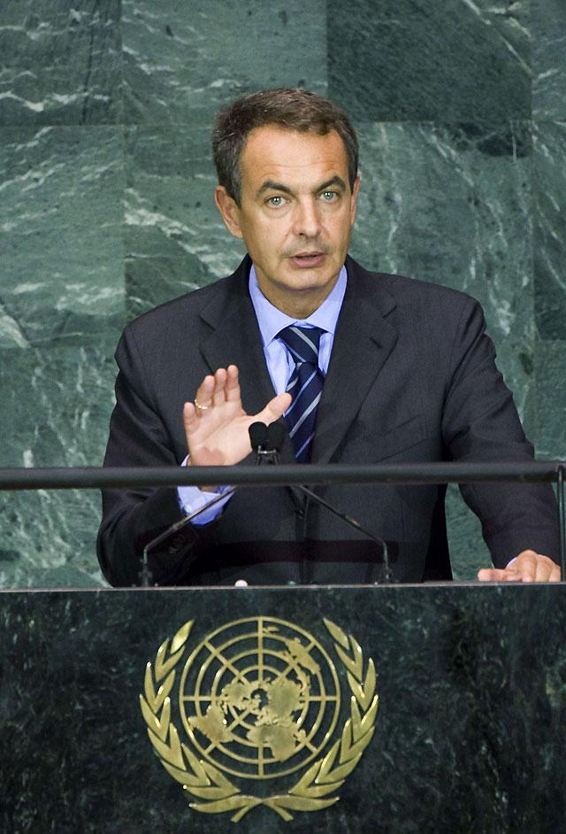 "Zapatero: ""No vamos a aceptar un golpe antidemocrático en Honduras"""