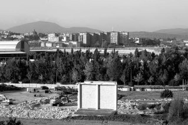 El lunes se colocará la primera piedra del pabellón Arena en la calle Sadar