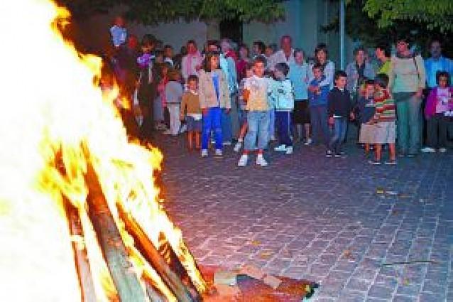 El barrio San Miguel invita a toda Estella