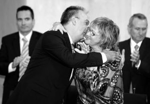 La madre de Leire Pajín renuncia a ser segunda teniente de alcalde en Benidorm