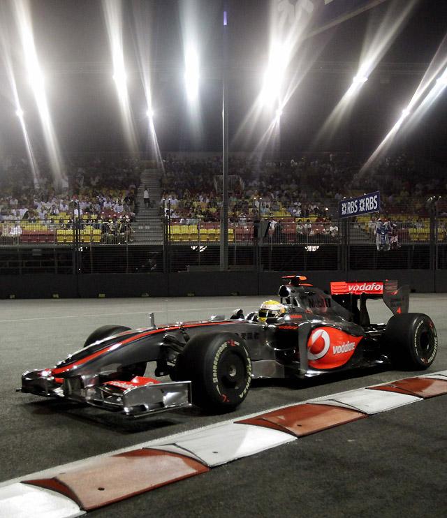 Alonso saldrá quinto y Hamilton se lleva la 'pole'