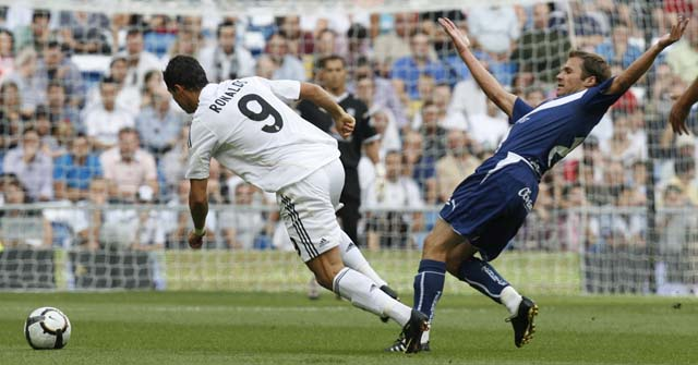 El Real Madrid logra su quinta victoria consecutiva gracias a Benzema (3-0)