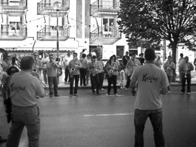 El barrio San Miguel se acuerda de los niños