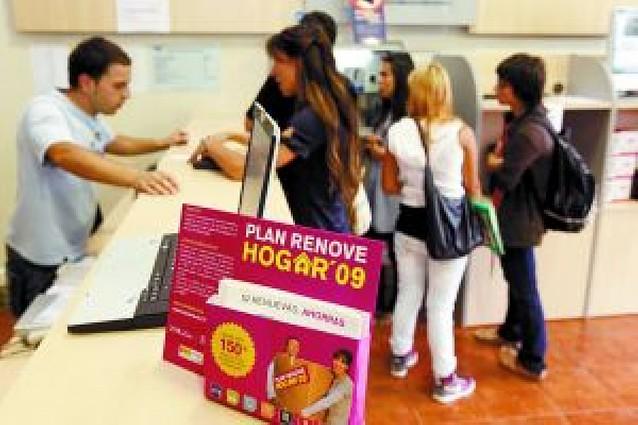 El Gobierno de Navarra autoriza pagos del Renove Hogar para 12.000 personas