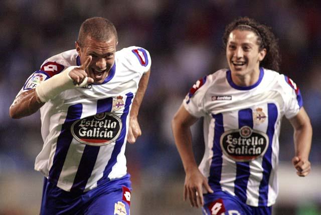 El Almería rescató un punto en el último suspiro
