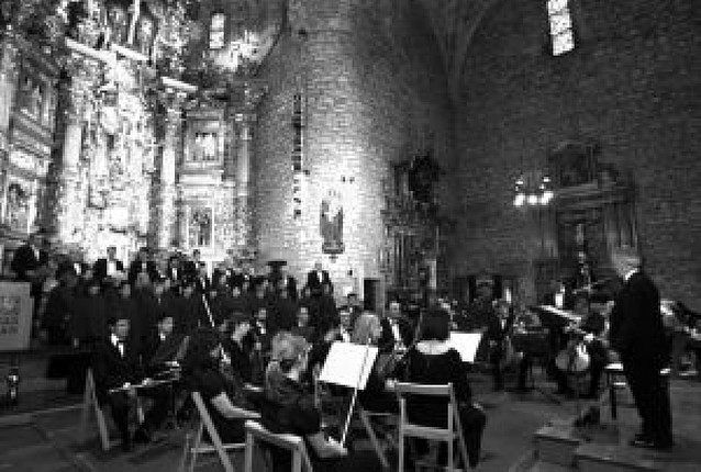 Mariano García vuelve a Aoiz con un concierto homenaje
