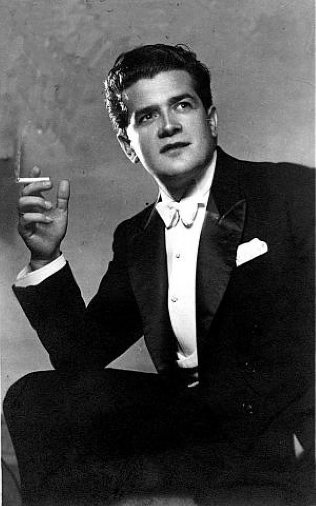 Los recuerdos del tenor García Leoz