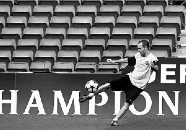 El Barcelona busca su primera victoria