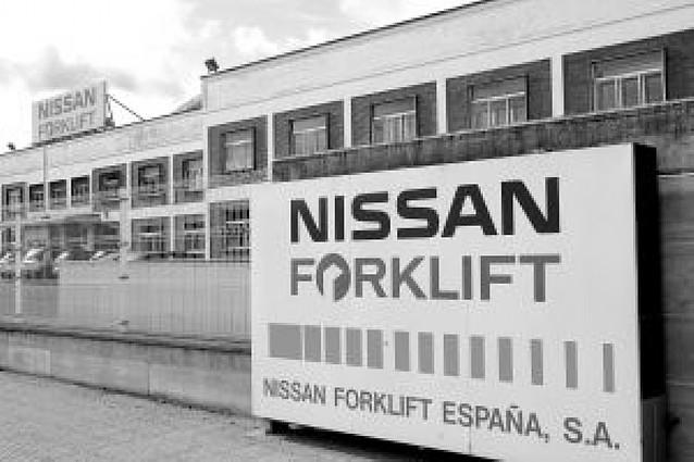 Nissan presenta un ERE con 56 despidos en su fábrica de carretillas de Noáin