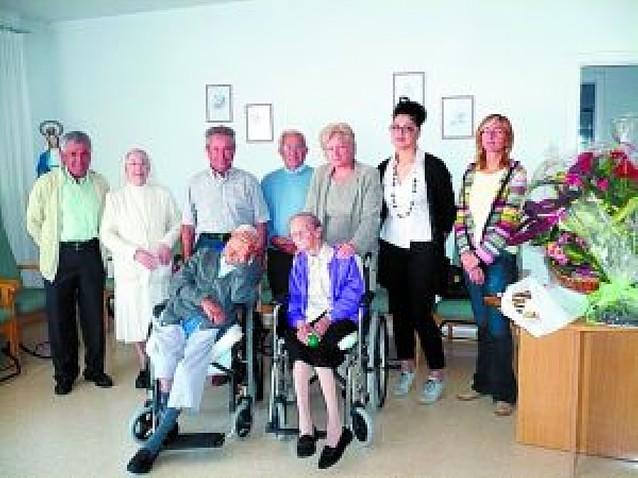 Micaela Suescun Latorre, de Liédena, llega a los 100 años